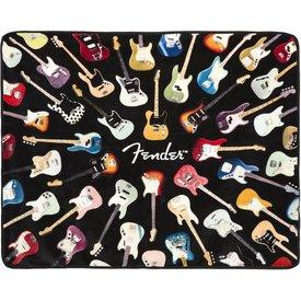 Fender Fender Throw Blanket 50 x 60