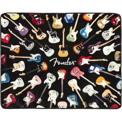Fender Throw Blanket 50 x 60