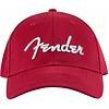 Fender Logo Stretch Cap, Red