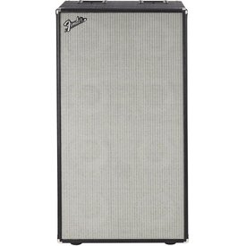 Fender Bassman 810 Neo, Black