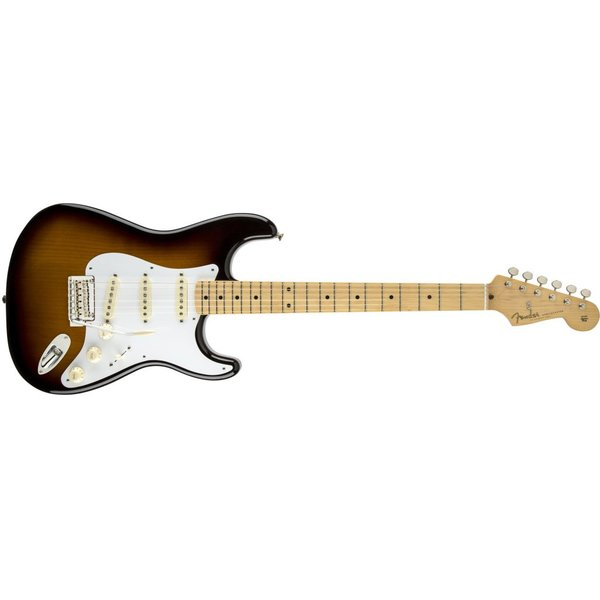 Fender Classic Player '50s Stratocaster, Maple Fingerboard, 2-Color Sunburst