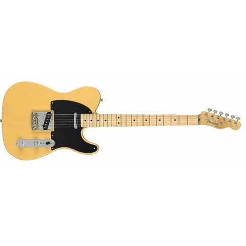 Classic Player Baja Telecaster, Maple Fingerboard, Blonde