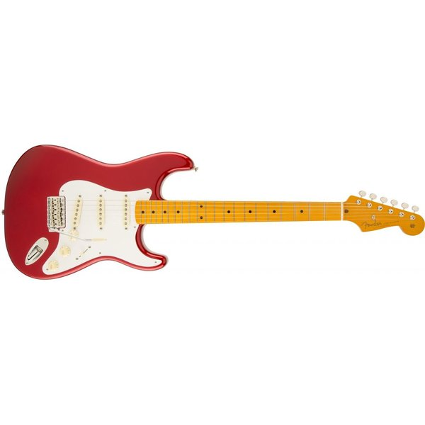 Fender Classic Series '50s Stratocaster Lacquer, Maple Fingerboard, Candy Apple Red