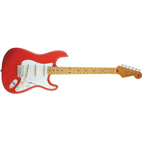 Classic Series '50s Stratocaster, Maple Fingerboard, Fiesta Red