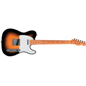 Fender Classic Series '50s Telecaster, Maple Fingerboard, 2-Color Sunburst