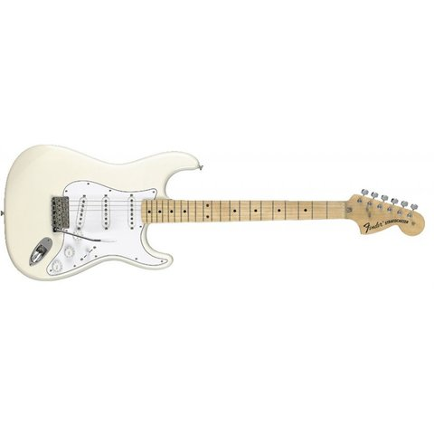 Classic Series '70s Stratocaster, Maple Fingerboard, Olympic White