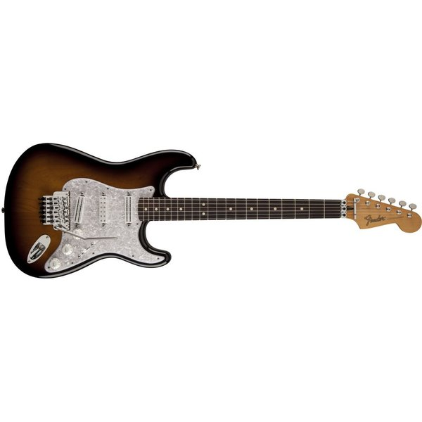 Fender Dave Murray Stratocaster, Maple Fingerboard, 2-Color Sunburst