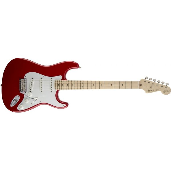 Fender Eric Clapton Stratocaster, Maple Fingerboard, Torino Red
