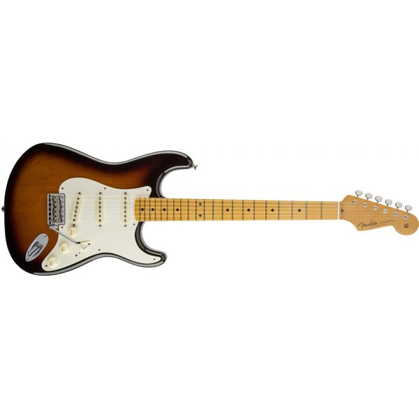 Fender Eric Johnson Stratocaster, Maple Fingerboard, 2-Color Sunburst