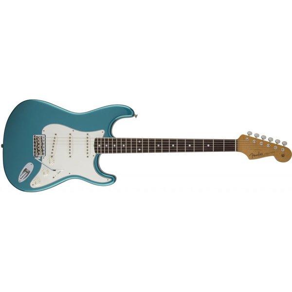 Fender Eric Johnson Stratocaster, Rosewood Fingerboard, Lucerne Aqua Firemist