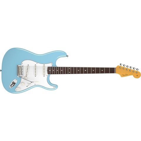 Eric Johnson Stratocaster, Rosewood Fingerboard, Tropical Turquoise
