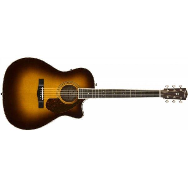 Fender PM-4CE Auditorium Limited, Vintage Sunburst