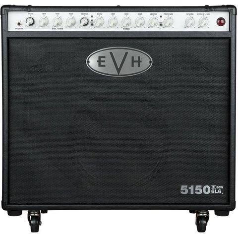 5150III 1x12 50W 6L6 Combo, Black, 120V