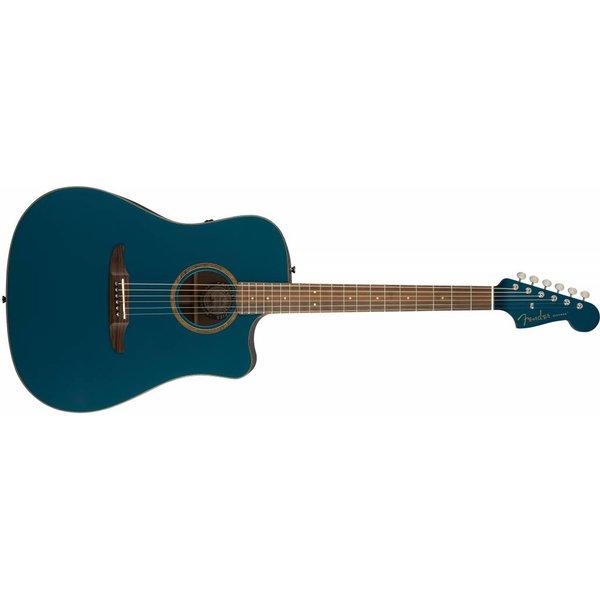 Fender Redondo Classic, Cosmic Turquoise w/bag