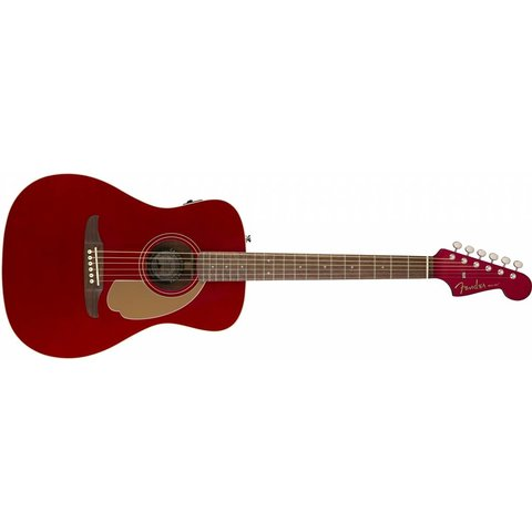 Malibu Player, Candy Apple Red