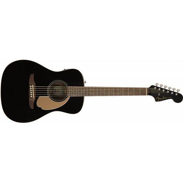 Fender Malibu Player, Jetty Black