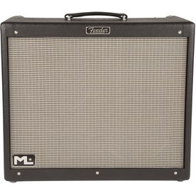 Fender Hot Rod DeVille ML 212, Black, 120V