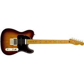 Fender Modern Player Telecaster Plus, Maple Fingerboard, Honey Burst