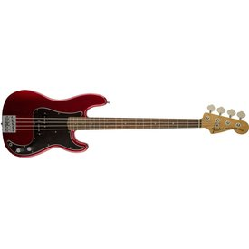 Fender Nate Mendel P Bass, Rosewood Fingerboard, Candy Apple Red