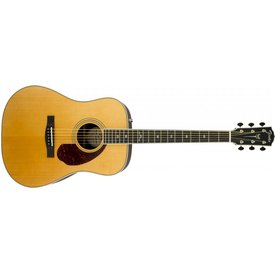 Fender PM-1 Deluxe Dreadnought, Ebony Fingerboard, Natural