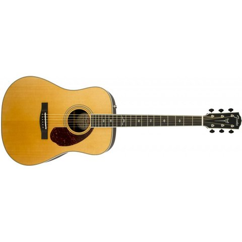 PM-1 Deluxe Dreadnought, Ebony Fingerboard, Natural
