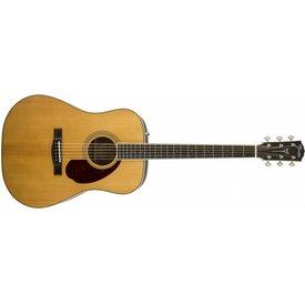 Fender PM-1 Standard Dreadnought, Rosewood Fingerboard, Natural