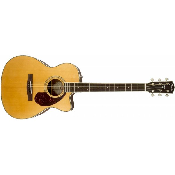 Fender PM-3 Standard Triple 0, Rosewood Fingerboard, Natural