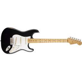 Fender Road Worn '50s Stratocaster, Maple Fingerboard, Black