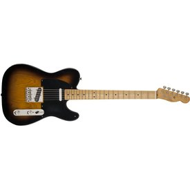 Fender Road Worn '50s Telecaster, Maple Fingerboard, 2-Color Sunburst