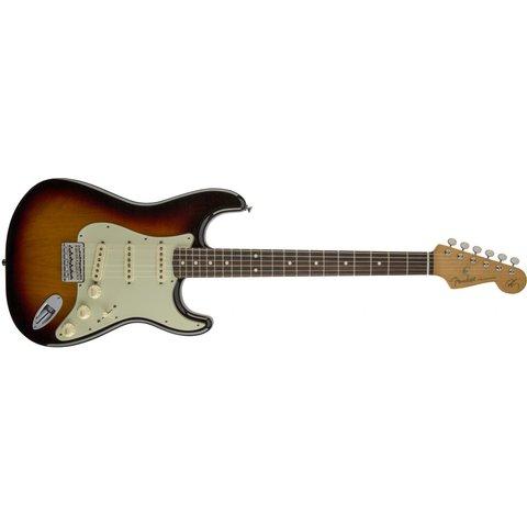 Robert Cray Stratocaster, Rosewood Fingerboard, 3-Color Sunburst
