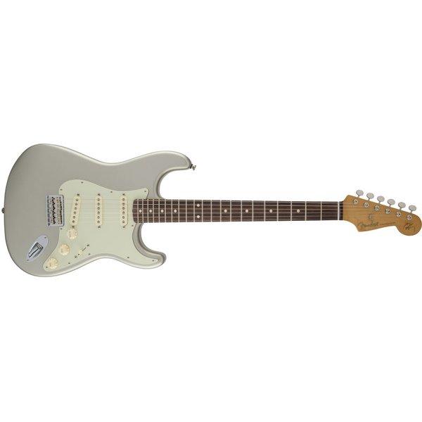 Fender Robert Cray Stratocaster, Rosewood Fingerboard, Inca Silver