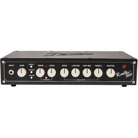 Fender Rumble 500 Head (V3), 120V, Metallic Black