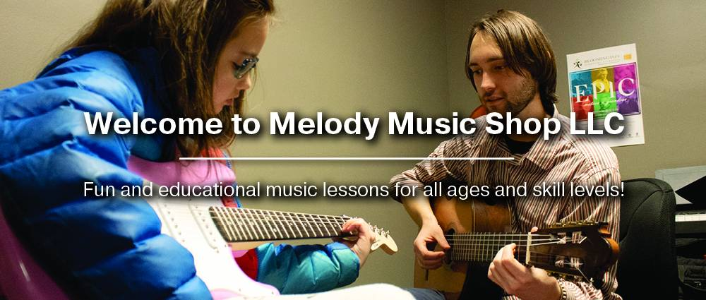 Melody Music Shop | Melody Music Shop