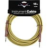 Fender Custom Shop Performance Series Cable, 15', Tweed