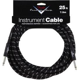 Fender Fender Custom Shop Performance Series Cable, 25', Black