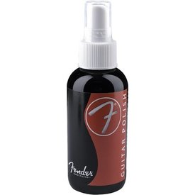 Fender Fender Guitar Polish, 4 Oz Pump Spray Bottle