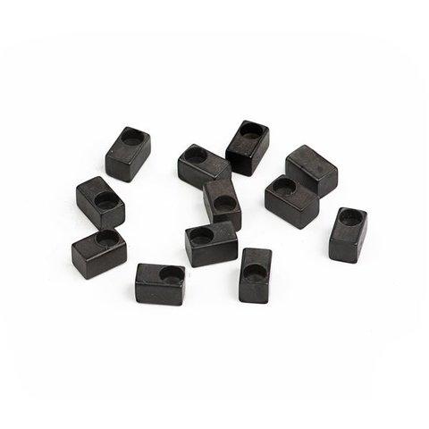 Floyd Rose Original String Blocks, Black (12)
