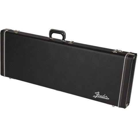 G&G Deluxe Jaguar/Jazzmaster/Toronado/Jagmaster Hard Case Black w Plush Interior