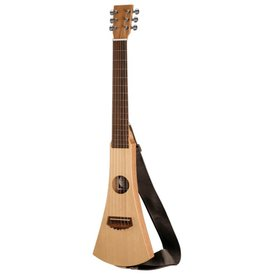 Martin Martin Backpacker Nylon String Lefty Backpacker w/ Deluxe Bag