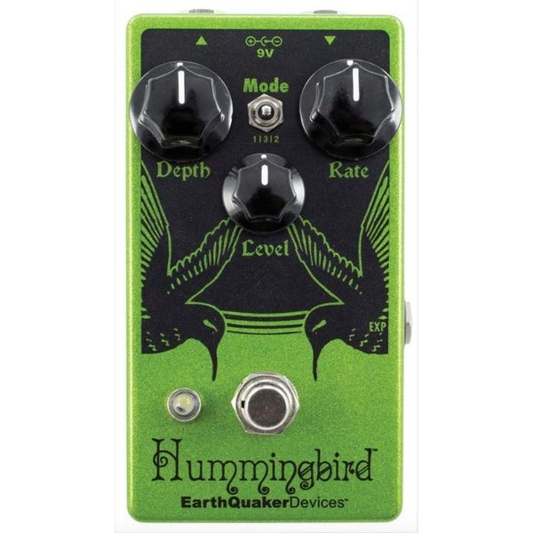 EarthQuaker Devices Earthquaker Devices Hummingbird V4 Repeat Percussions Tremolo