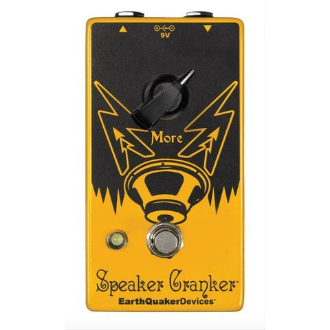 Earthquaker Devices Speaker Cranker V2 Overdrive