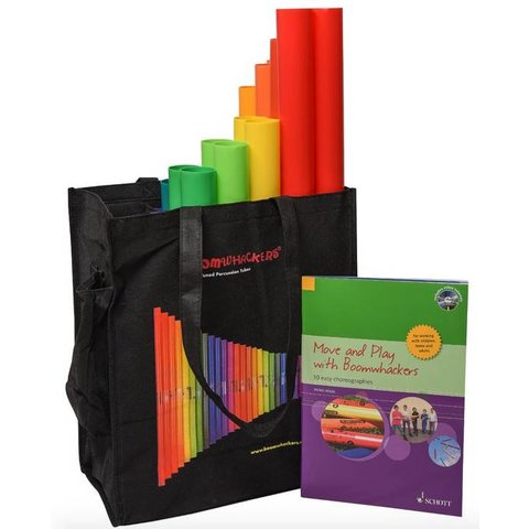 BoomWhacker BWMP Move and Play Set