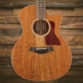 Taylor Taylor 524ce LTD NAMM Exclusive Walnut Grand Auditorium Acoustic-Electric -