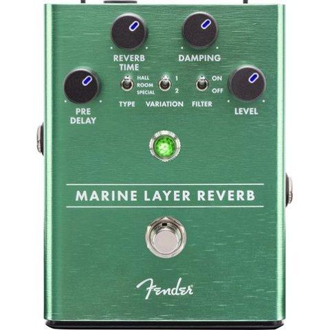 Marine Layer Reverb Pedal