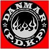 Danmar 210 Power Disc Bass Drum Impact Kick Pad