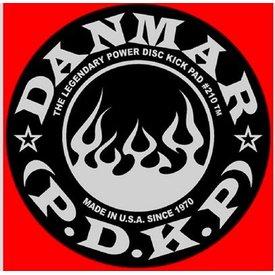 Danmar Danmar 210 Power Disc Bass Drum Impact Kick Pad