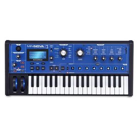 Focusrite Novation MiniNova Mini-Keys Synthesizer w/ Vocoder