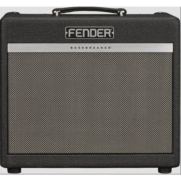 Fender Bassbreaker 15 Combo, Midnight Oil, 120V