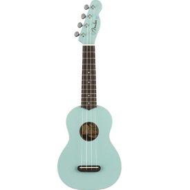 Fender Venice Soprano Uke Daphne Blue