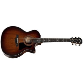 Taylor Taylor 324e V-Class Grand Auditorium Acoustic-Electric - Shaded Edgeburst